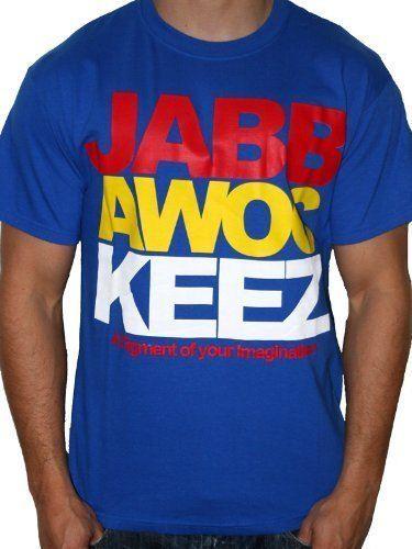 Jabbawockeez Dance Stack Logo Blue T-shirt