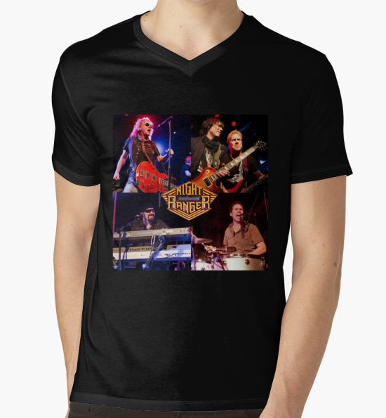 10 awesome night ranger t shirts. Black Bedroom Furniture Sets. Home Design Ideas